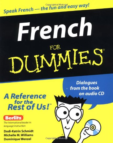 French for Dummies   2000 edition cover