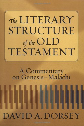 Literary Structure of the Old Testament A Commentary on Genesis-Malachi N/A edition cover