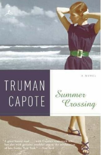 Summer Crossing  N/A edition cover