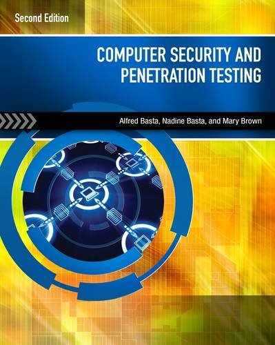Computer Security and Penetration Testing:   2013 9780840020932 Front Cover