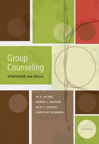 Group Counseling Strategies and Skills 7th 2012 edition cover