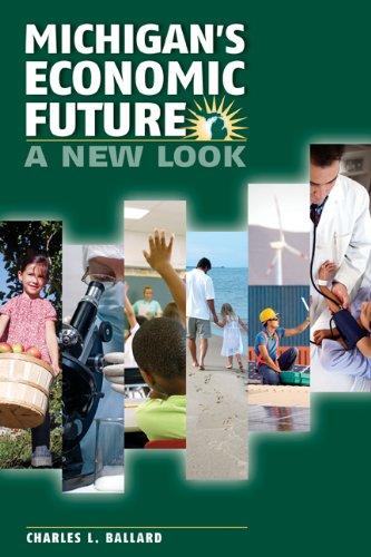 Michigan's Economic Future A New Look  2010 edition cover