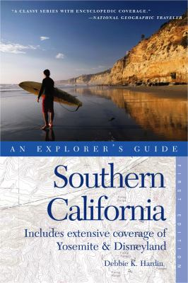 Explorer's Guide Southern California  N/A 9780881508932 Front Cover