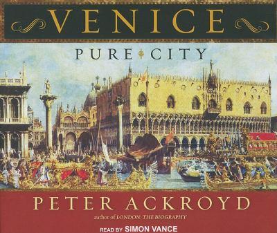 Venice: Pure City  2010 edition cover