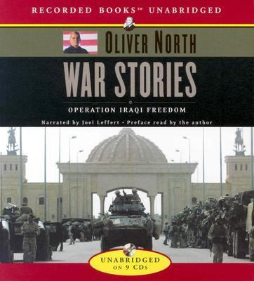 War Stories : Operation Iraqi Freedom Unabridged 9781402580932 Front Cover