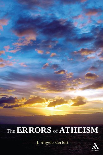 Errors of Atheism   2009 edition cover