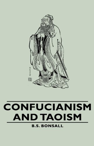Confucianism and Taoism   2008 edition cover
