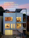 Sustainable Building Systems and Construction for Designers  2nd 2015 edition cover
