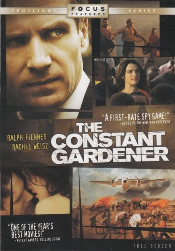 The Constant Gardener System.Collections.Generic.List`1[System.String] artwork