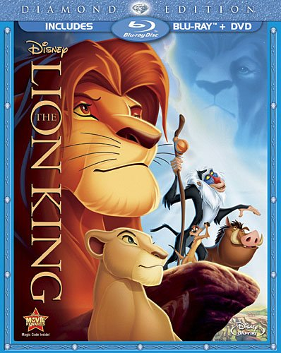 Lion King [Blu-ray] System.Collections.Generic.List`1[System.String] artwork