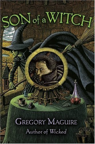 Son of a Witch   2005 edition cover