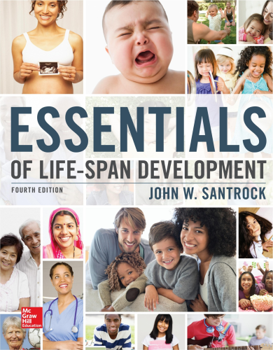 Essentials of Life-span Development 4th 2015 9780077861933 Front Cover