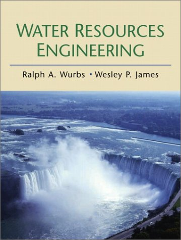 Water Resources Engineering   2002 edition cover