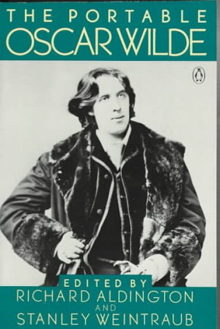 Portable Oscar Wilde   1981 (Revised) edition cover