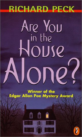 Are You in the House Alone?   2000 edition cover