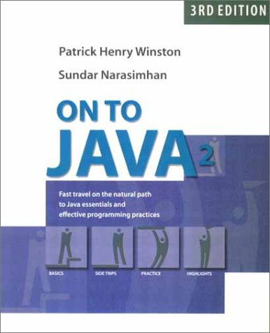 On to Java  3rd 2002 edition cover