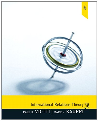International Relations Theory  5th 2012 (Revised) edition cover