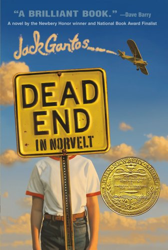 Dead End in Norvelt   2011 edition cover