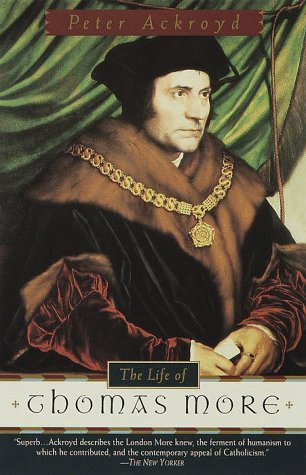 Life of Thomas More  N/A edition cover