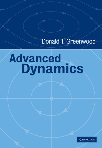 Advanced Dynamics   2006 edition cover