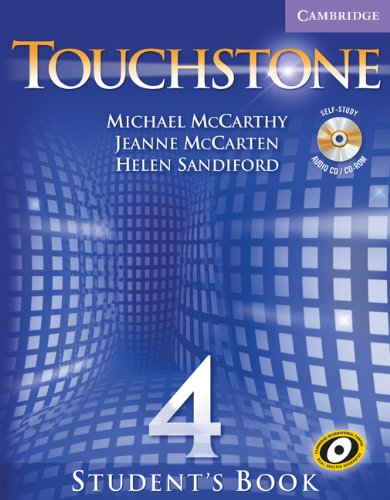 Touchstone, Level 4   2006 (Student Manual, Study Guide, etc.) edition cover
