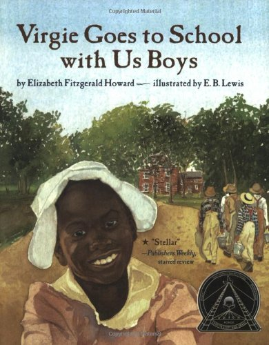 Virgie Goes to School with Us Boys   2005 (Reprint) edition cover