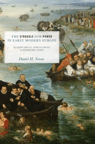 Struggle for Power in Early Modern Europe Religious Conflict, Dynastic Empires, and International Change  2009 edition cover