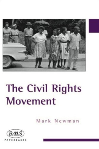 Civil Rights Movement   2004 9780748615933 Front Cover