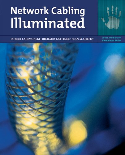 Network Cabling Illuminated   2006 edition cover