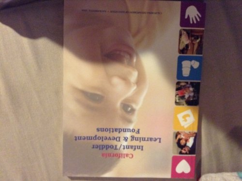 California Infant/Toddler Learning and Development Foundations  N/A edition cover