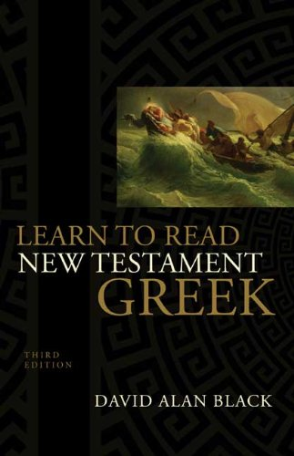 Learn to Read New Testament Greek  3rd 2009 edition cover