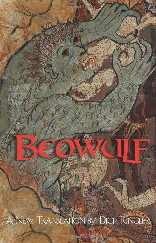 Beowulf A New Translation for Oral Delivery  2007 edition cover