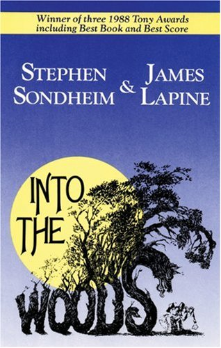 Into the Woods  16th 1993 (Reprint) edition cover