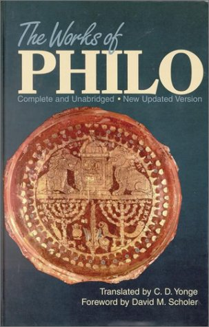 Works of Philo   1998 edition cover