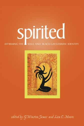 Spirited Affirming the Soul and Black Gay/Lesbian Identity  2006 edition cover