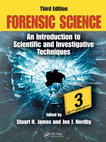 Forensic Science An Introduction to Scientific and Investigative Techniques 3rd 2009 (Revised) edition cover