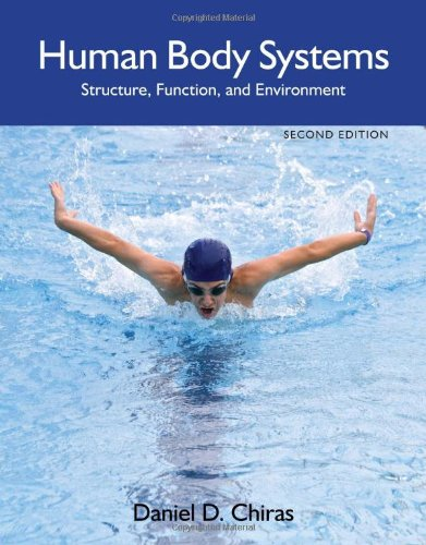 Human Body Systems  2nd 2013 edition cover