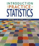 Introduction to the Practice of Statistics W/CrunchIt/EESEE Access Card 8th 2015 (Revised) 9781464158933 Front Cover