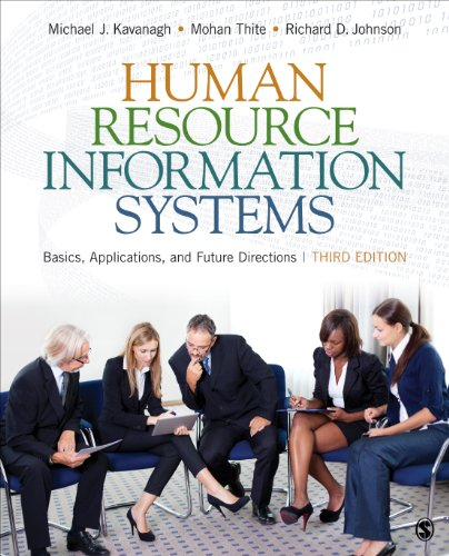 Human Resource Information Systems Basics, Applications, and Future Directions 3rd 2015 edition cover