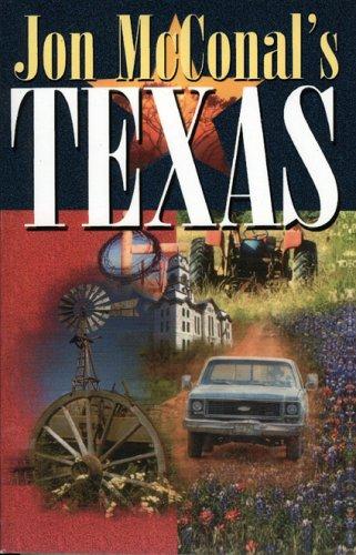 Jon McConal's Texas   2002 9781556228933 Front Cover