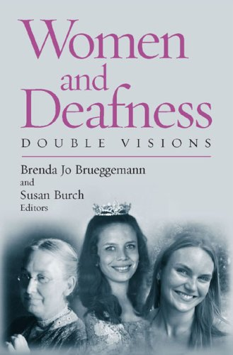 Women and Deafness Double Visions  2006 edition cover