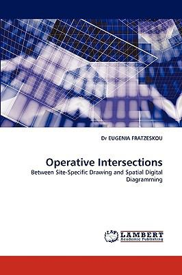 Operative Intersections  N/A 9783838351933 Front Cover