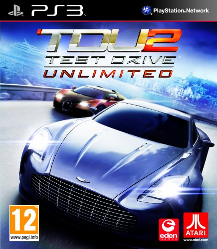 Test Drive Unlimited 2 (PS3) by Namco Bandai PlayStation 3 artwork