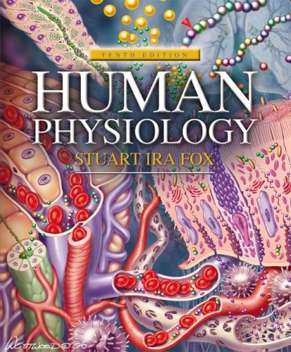 Human Physiology  10th 2008 (Revised) edition cover