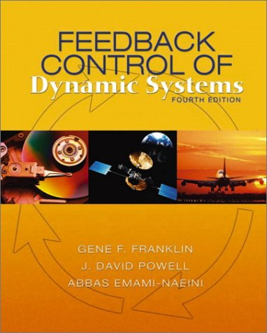 Feedback Control of Dynamic Systems  4th 2002 edition cover