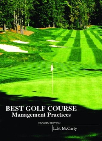 Best Golf Course Management Practices  2nd 2005 edition cover