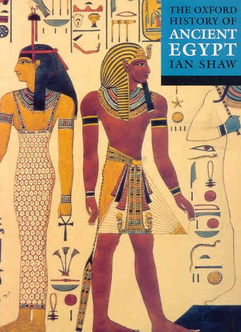 Oxford History of Ancient Egypt   2002 edition cover