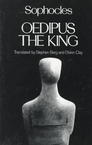 Oedipus the King   1988 edition cover