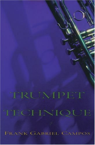 Trumpet Technique   2004 9780195166934 Front Cover
