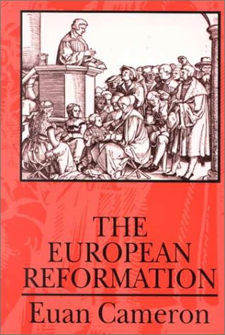 European Reformation   1991 edition cover